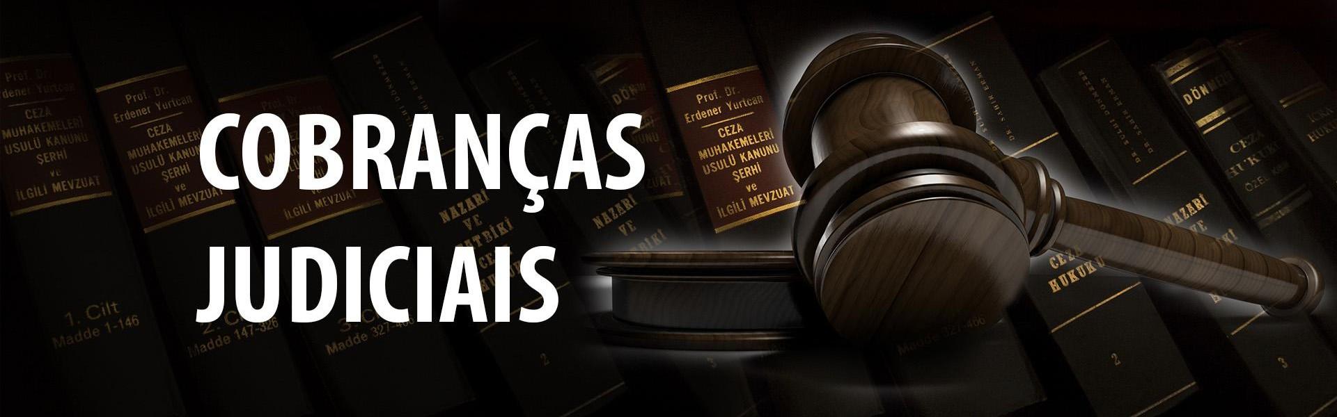 Cobranças Judiciais